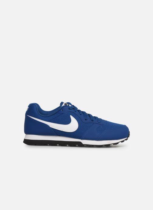 Baskets Nike Nike Md Runner 2 (Gs) Bleu vue derrière