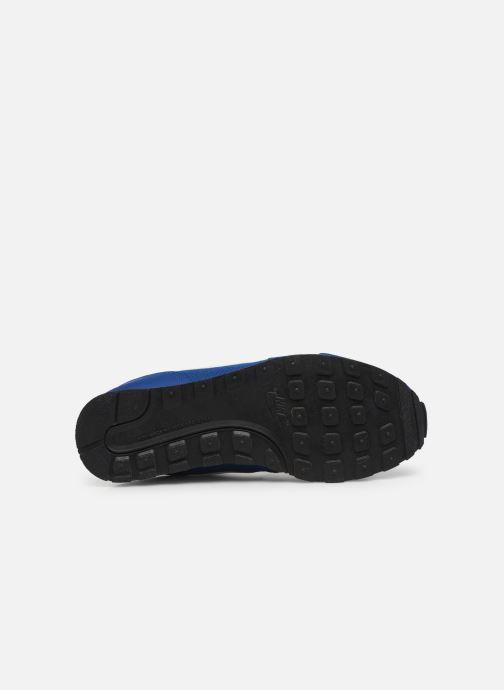 Baskets Nike Nike Md Runner 2 (Gs) Bleu vue haut