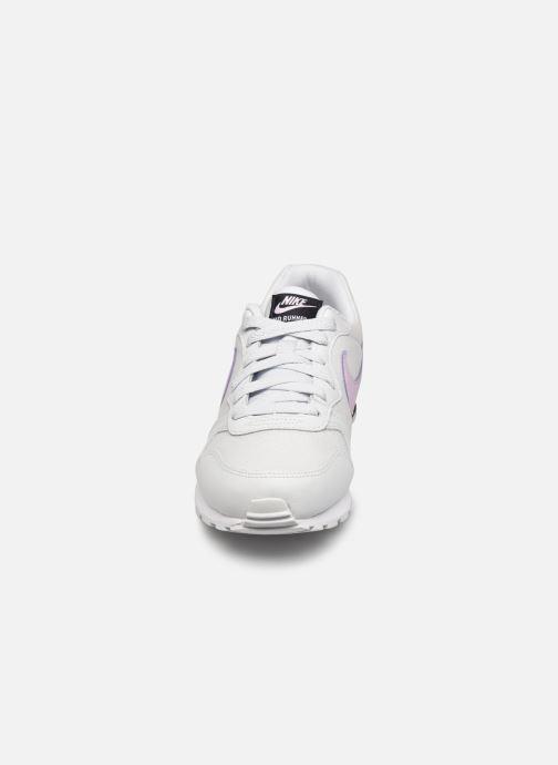 Sneaker Nike Nike Md Runner 2 (Gs) weiß schuhe getragen