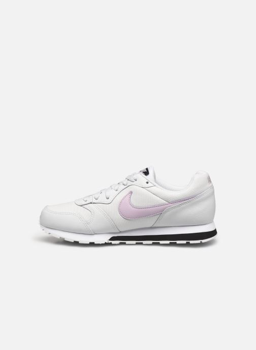 Baskets Nike Nike Md Runner 2 (Gs) Blanc vue face