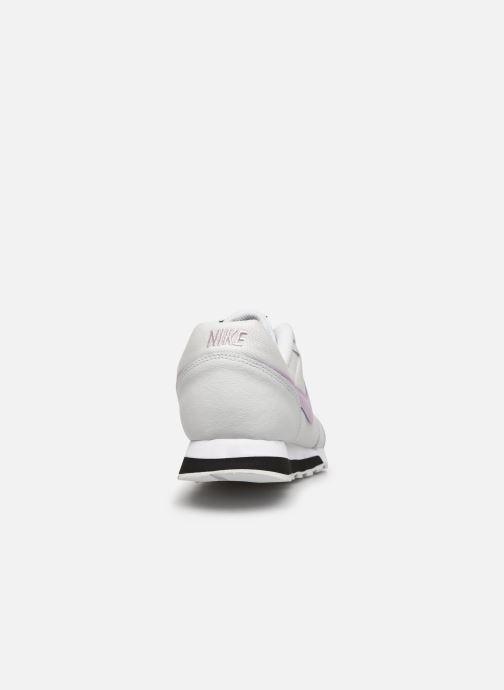 Sneaker Nike Nike Md Runner 2 (Gs) weiß ansicht von rechts