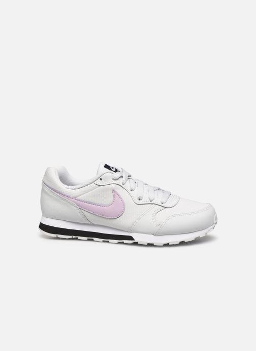 Sneaker Nike Nike Md Runner 2 (Gs) weiß ansicht von hinten