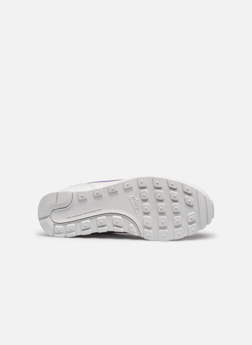 Baskets Nike Nike Md Runner 2 (Gs) Blanc vue haut