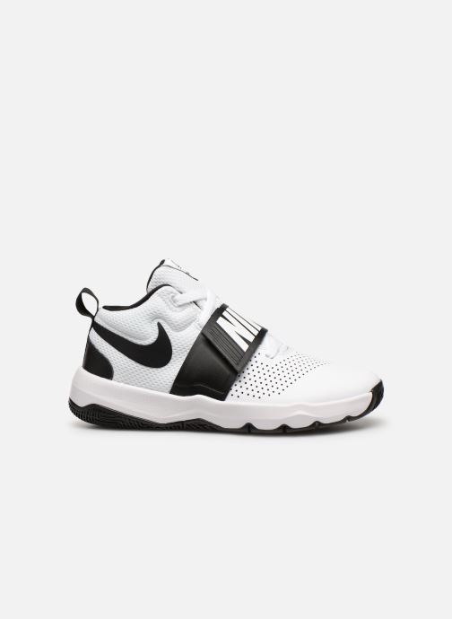 Deportivas Nike Nike Team Hustle D 8 (Gs) Blanco vistra trasera