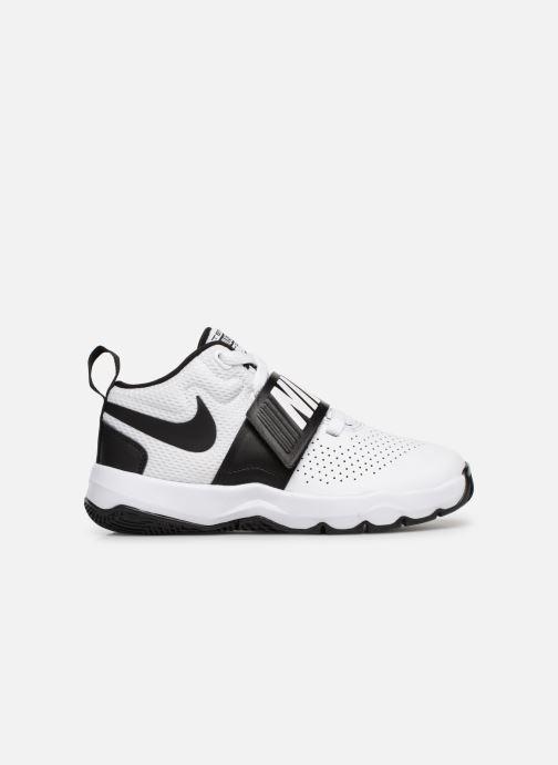 Sneaker Nike Nike Team Hustle D 8 (Ps) weiß ansicht von links