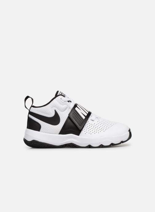 timeless design 2934f 22978 Baskets Nike Nike Team Hustle D 8 (Ps) Blanc vue gauche