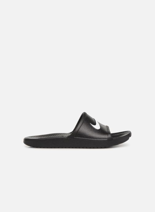 Sandales et nu-pieds Nike Nike Kawa Shower (GsPs) Noir vue derrière
