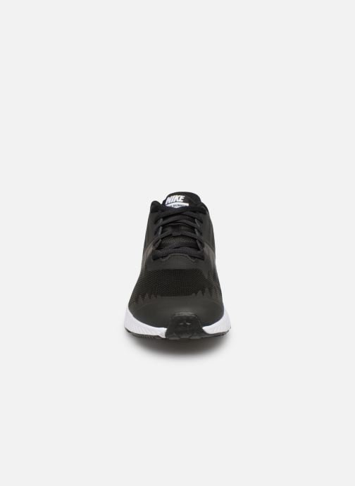 Sneakers Nike Nike Star Runner (Gs) Nero modello indossato