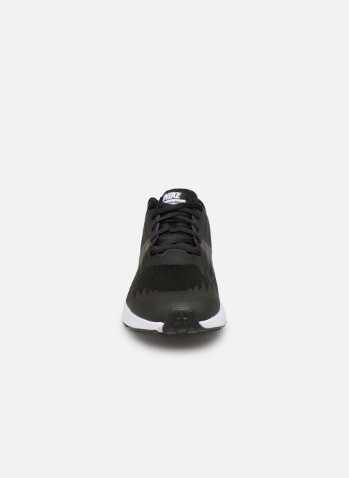 Baskets Nike Nike Star Runner (Gs) Noir vue portées chaussures