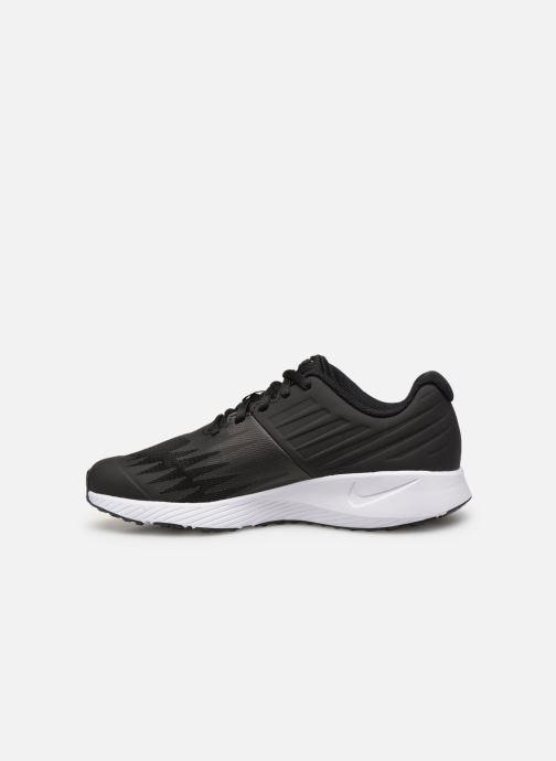 Sneakers Nike Nike Star Runner (Gs) Zwart voorkant
