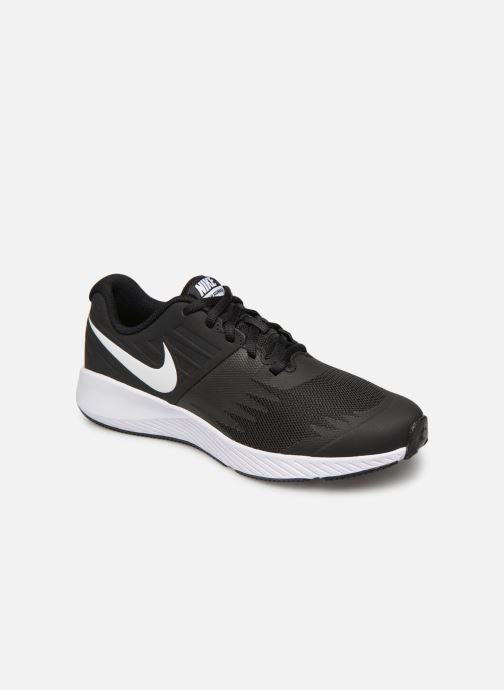 Sneakers Nike Nike Star Runner (Gs) Svart detaljerad bild på paret