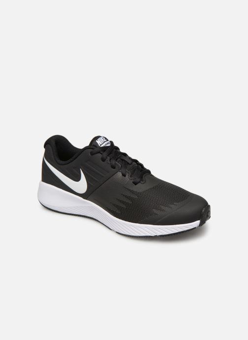Sneakers Nike Nike Star Runner (Gs) Zwart detail