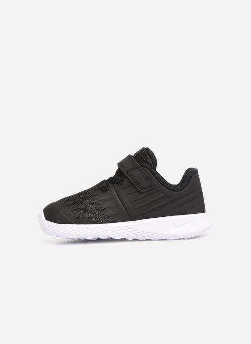 Sneaker Nike Nike Star Runner (Tdv) schwarz ansicht von vorne