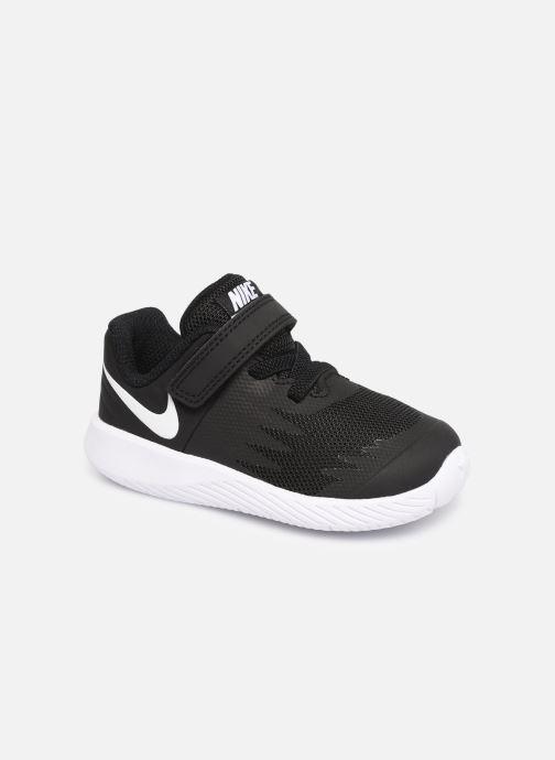 Sneakers Nike Nike Star Runner (Tdv) Zwart detail