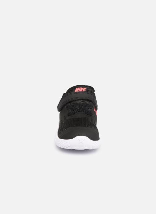 Sneaker Nike Nike Star Runner (Tdv) schwarz schuhe getragen