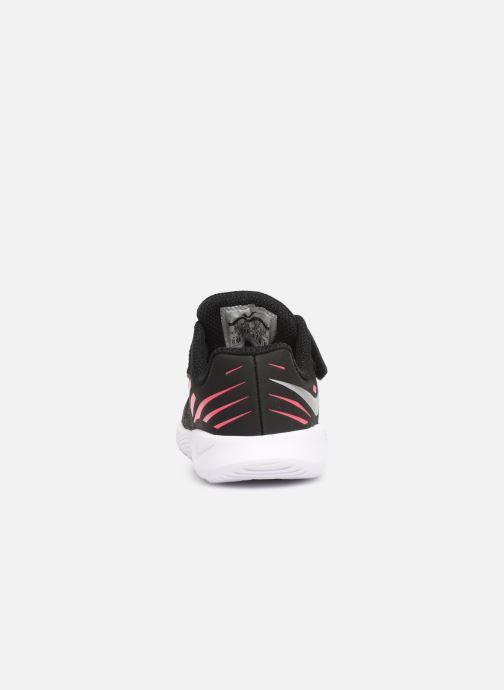 Sneaker Nike Nike Star Runner (Tdv) schwarz ansicht von rechts