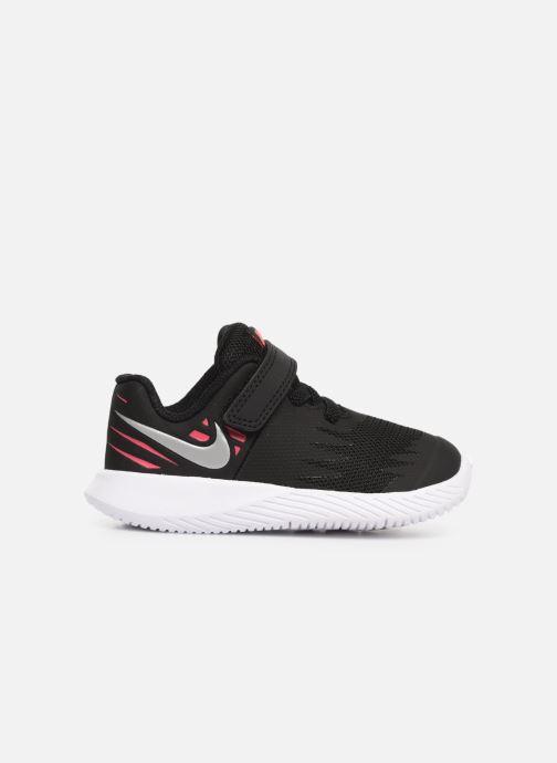 Sneaker Nike Nike Star Runner (Tdv) schwarz ansicht von hinten