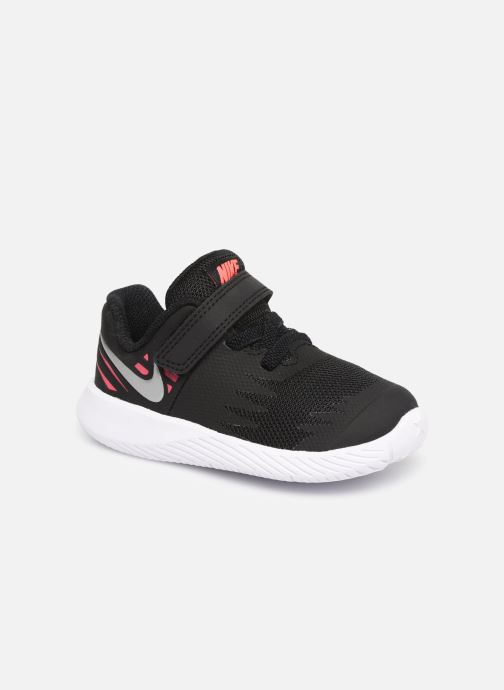 Sneakers Nike Nike Star Runner (Tdv) Svart detaljerad bild på paret
