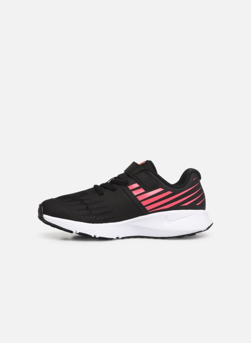 Trainers Nike Nike Star Runner (Psv) Black front view