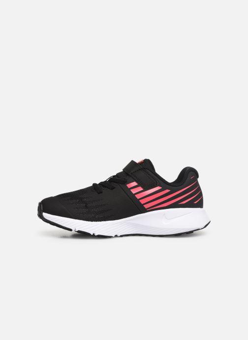 Deportivas Nike Nike Star Runner (Psv) Negro vista de frente