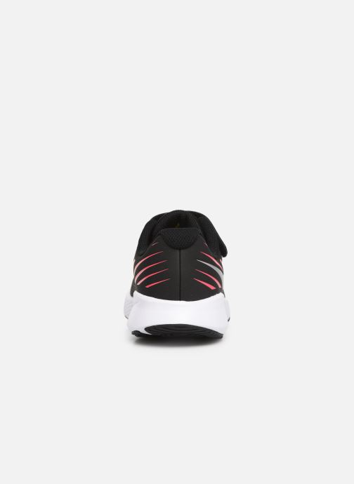 Trainers Nike Nike Star Runner (Psv) Black view from the right