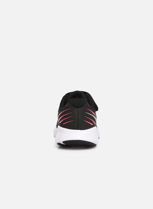 Deportivas Nike Nike Star Runner (Psv) Negro vista lateral derecha