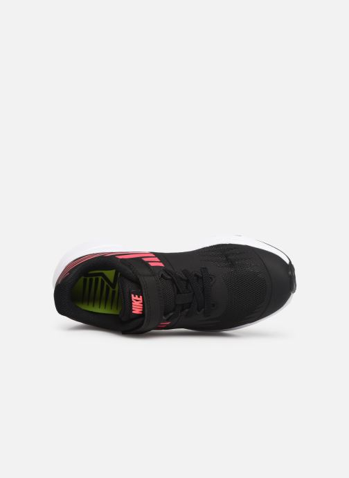 Trainers Nike Nike Star Runner (Psv) Black view from the left