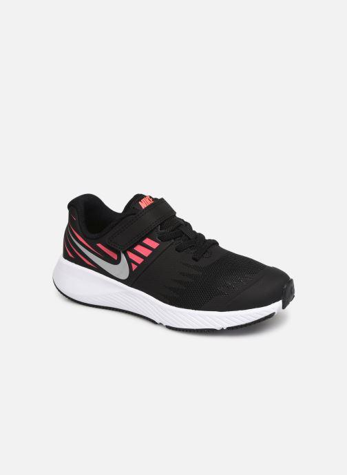 Trainers Nike Nike Star Runner (Psv) Black detailed view/ Pair view
