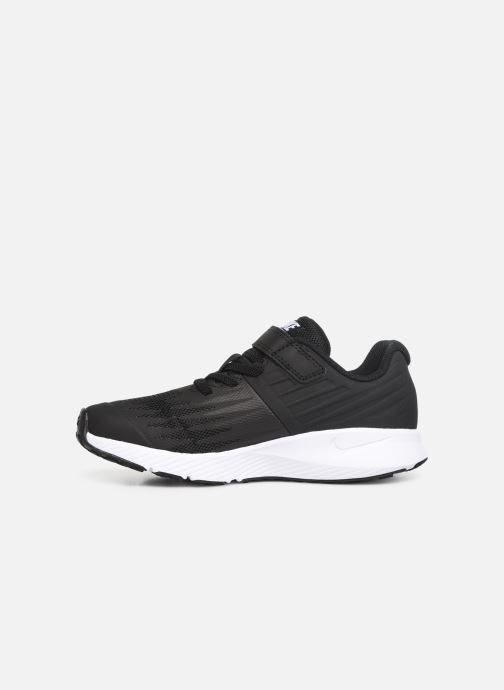 Sneakers Nike Nike Star Runner (Psv) Nero immagine frontale