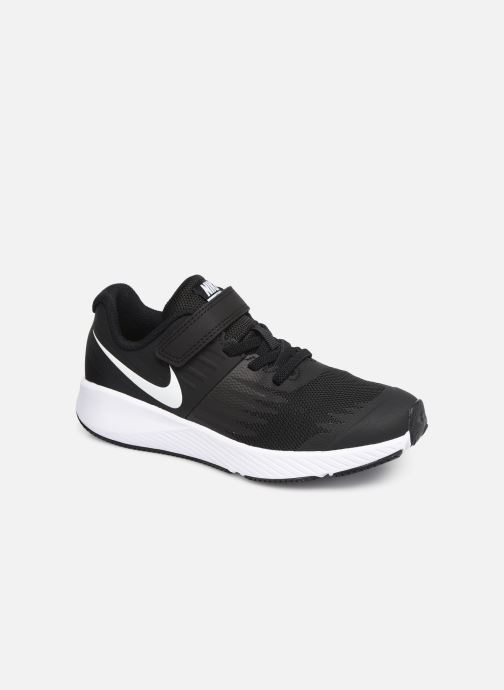 Baskets Nike Nike Star Runner (Psv) Noir vue détail/paire