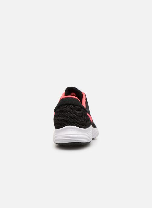 Deportivas Nike Nike Revolution 4 (Gs) Negro vista lateral derecha