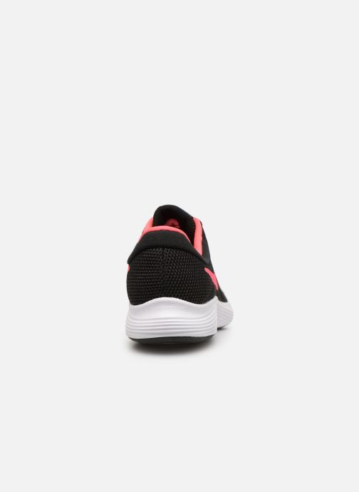 Baskets Nike Nike Revolution 4 (Gs) Noir vue droite
