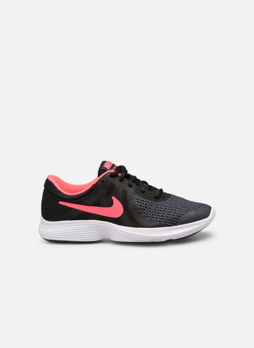 Baskets Nike Nike Revolution 4 (Gs) Noir vue derrière