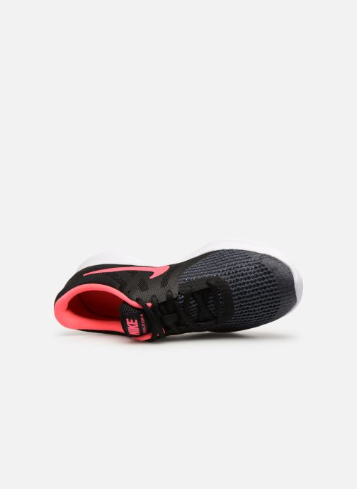 Baskets Nike Nike Revolution 4 (Gs) Noir vue gauche