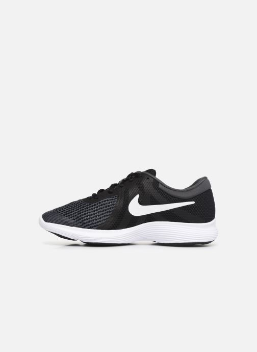 Trainers Nike Nike Revolution 4 (Gs) Black front view