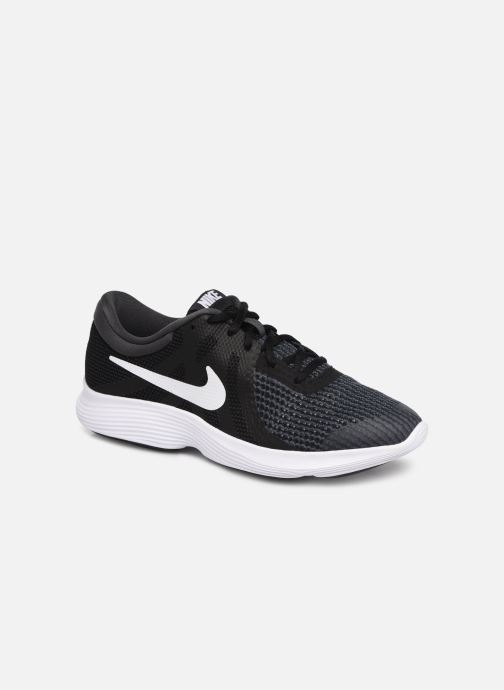 Trainers Nike Nike Revolution 4 (Gs) Black detailed view/ Pair view