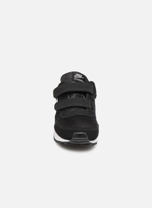 Sneaker Nike Nike Md Runner 2 (Tdv) schwarz schuhe getragen