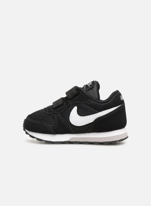 Baskets Nike Nike Md Runner 2 (Tdv) Noir vue face