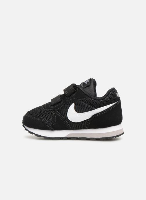 Sneakers Nike Nike Md Runner 2 (Tdv) Zwart voorkant