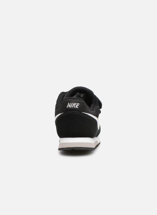 Sneaker Nike Nike Md Runner 2 (Tdv) schwarz ansicht von rechts