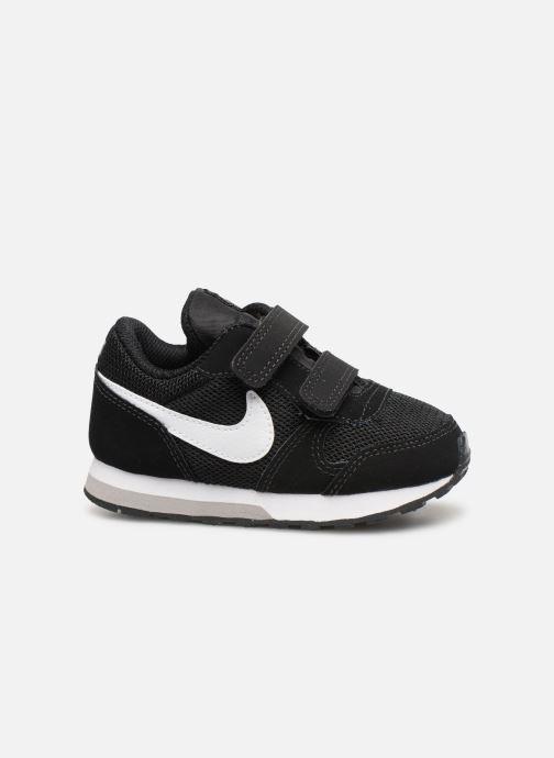 Sneaker Nike Nike Md Runner 2 (Tdv) schwarz ansicht von hinten