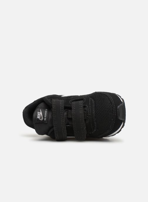 Sneaker Nike Nike Md Runner 2 (Tdv) schwarz ansicht von links