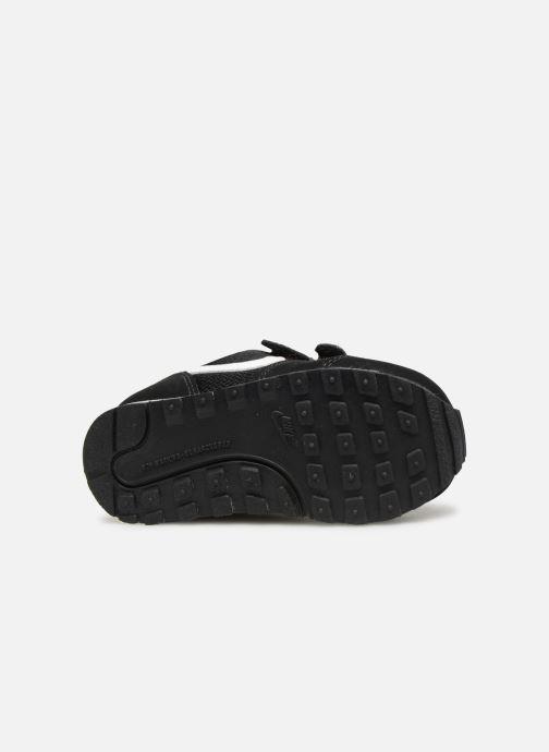 Sneaker Nike Nike Md Runner 2 (Tdv) schwarz ansicht von oben