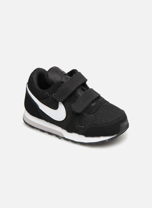 Sneakers Nike Nike Md Runner 2 (Tdv) Svart detaljerad bild på paret