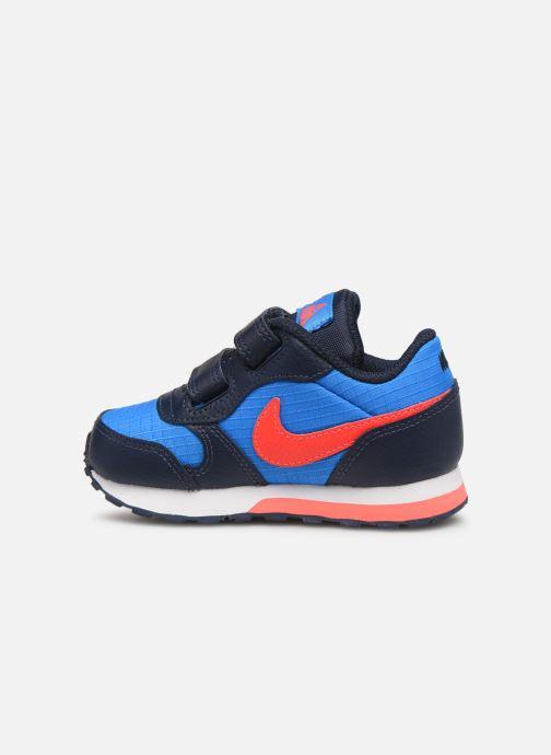 Deportivas Nike Nike Md Runner 2 (Tdv) Azul vista de frente