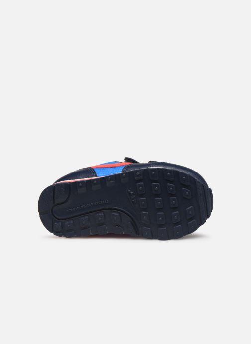 Baskets Nike Nike Md Runner 2 (Tdv) Bleu vue haut