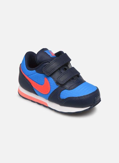 Sneaker Nike Nike Md Runner 2 (Tdv) blau detaillierte ansicht/modell