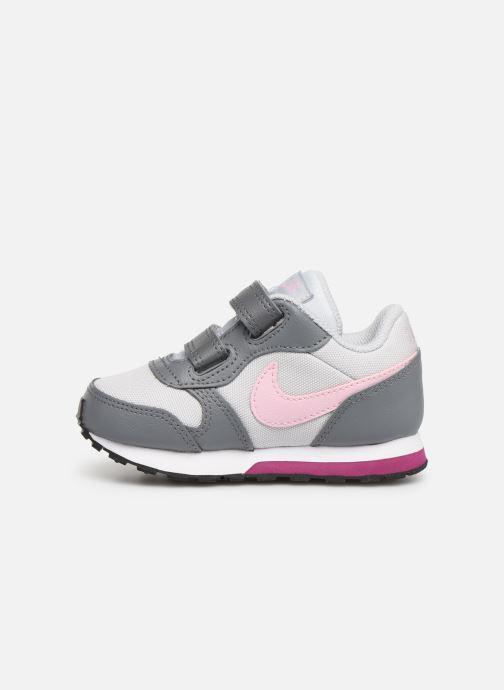 Sneakers Nike Nike Md Runner 2 (Tdv) Grijs voorkant