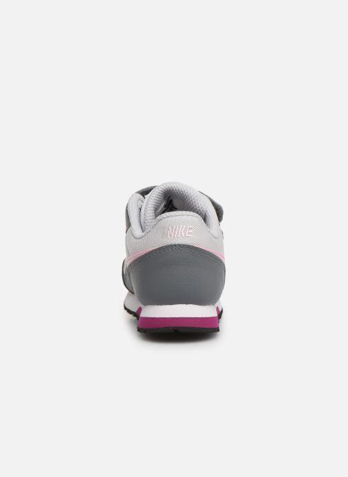 Deportivas Nike Nike Md Runner 2 (Tdv) Gris vista lateral derecha