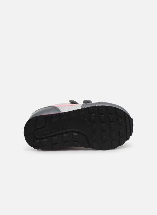Sneakers Nike Nike Md Runner 2 (Tdv) Grijs boven
